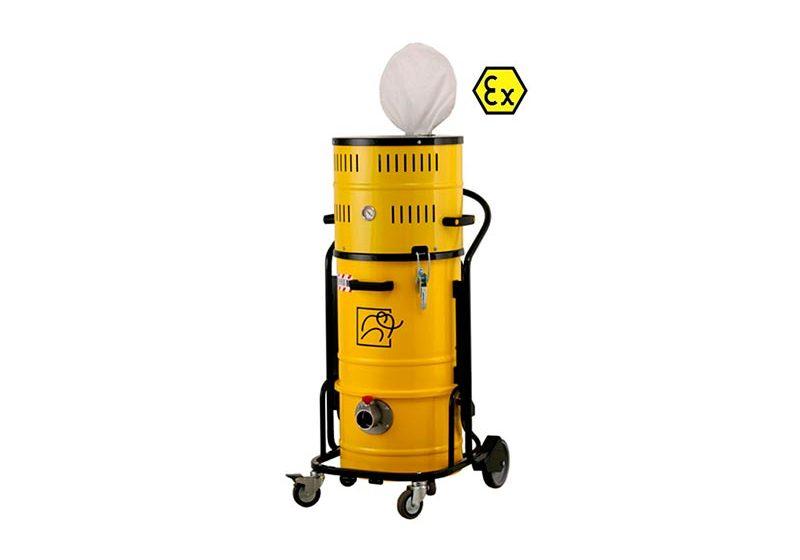 Aspirador-ATEX-TS180