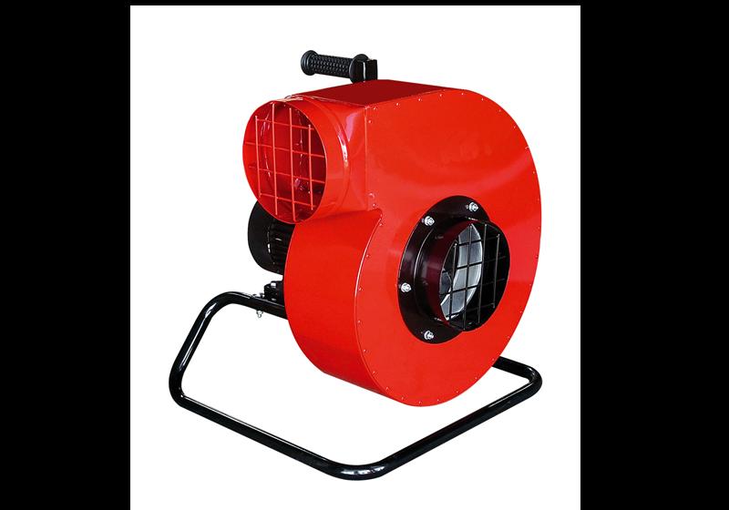 Aspirador centrifugo portátil