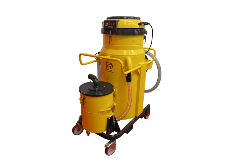 Aspirador para aceites y lubricantes