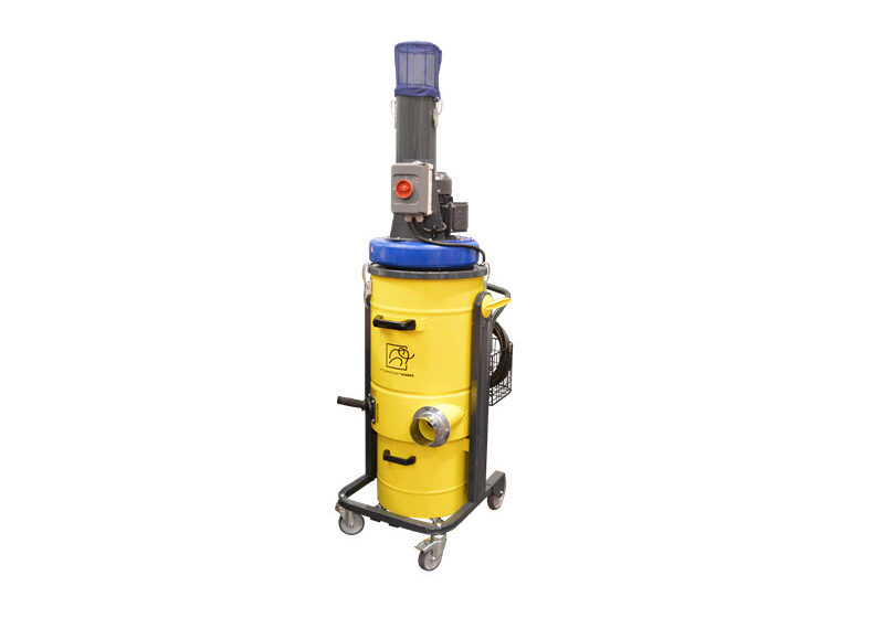 Aspirador para polvo en suspensión