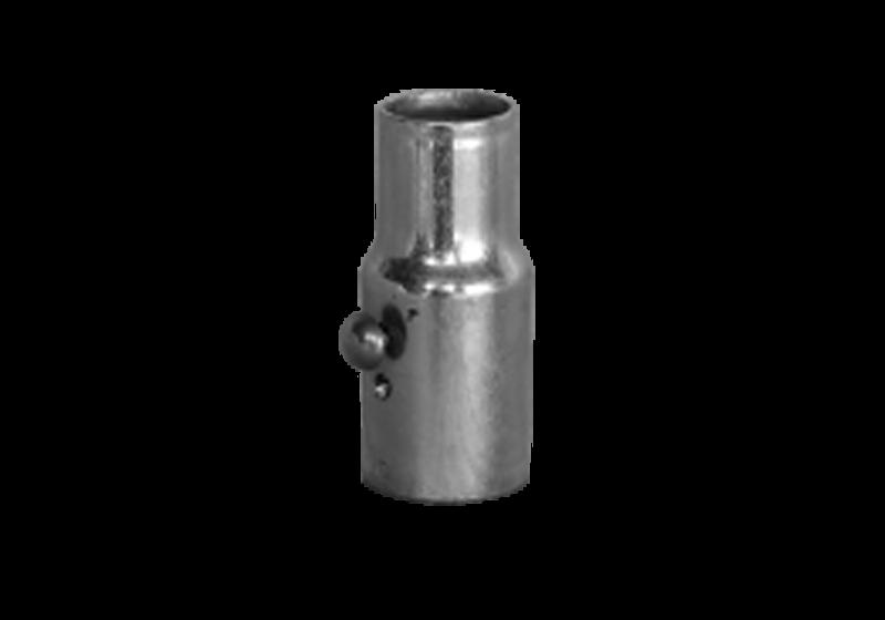 Conector tubería a manguera