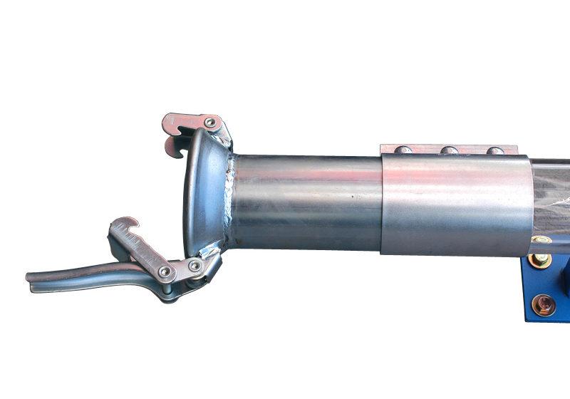 Conector tubería cierre a manguera