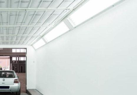 Luces led para cabinas de pintura