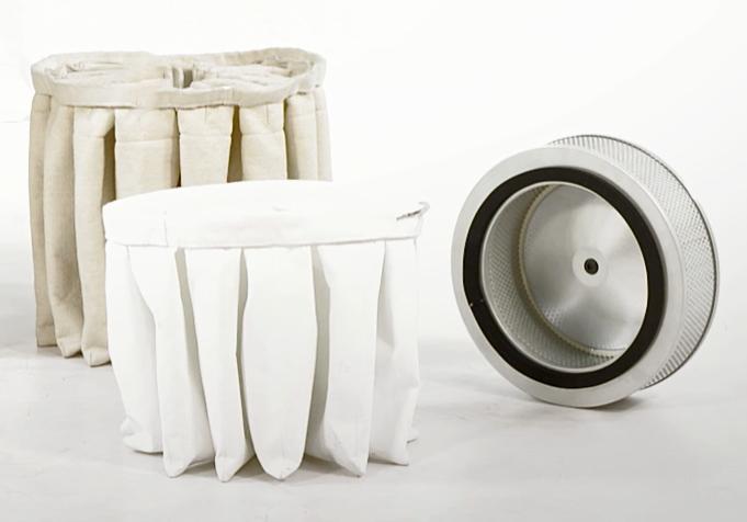 Recambios filtros aspiradores industriales